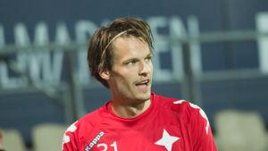 Joni Korhonen spelade förra säsongen i HIFK.