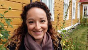 Sabrina Benoit.