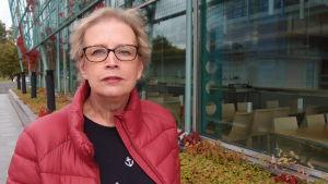 Christel Lamberg-Allardt är professor och näringsforskare.
