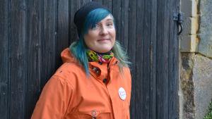 Porträttbild på Anna Luhtasela.