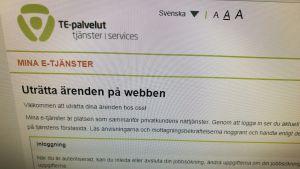TEwebbsida