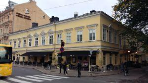 Restaurangerna Blanco och Tintå i Bassihuset i Åbo.