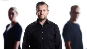 Näyttelijä Tapani Kalliomäki