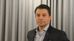 Mikael Wikström.