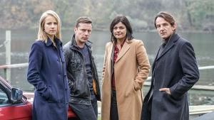 Saksalaissarjan Jäljet päättyvät Berliiniin erikoisyksikkö jatkaa työtään sarjan kolmannen ja neljännen kauden uusissa jaksoissa.
