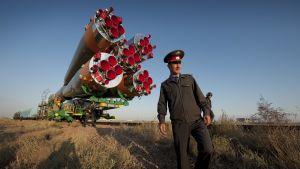 Rysk Sojuz-raket.