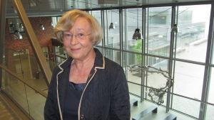 Ann Sandelin har lång erfarenhet av nordiskt samarbete på många olika platformar.
