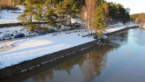 Åkanten vid Borgå å