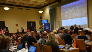 Stadsfullmäktige i Vasa behandlar ishallsfrågan