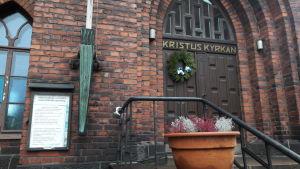 Kristuskyrkan i Främre Tölö.