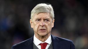Arsène Wenger har lotsat Arsenal sedan år 1996.