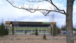Centralköksbygget i Borgå 11.05.17