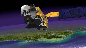 Aura-satelliten.