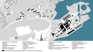 Karta över Sunilaområdet.