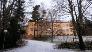 En skola.