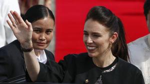Den 37-åriga Jacinda Ardern är som bäst världens yngsta regeringschef