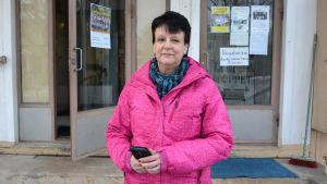 Carina Nyqvist, kanslichef i Vörå.