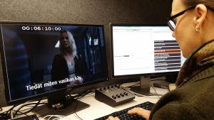 Hittisarja Sillan neljännellä tuotantokaudella tanskan kieli on tullut erityisen tutuksi.