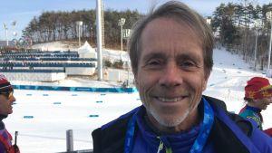 Jacob Hård bevakar vinter-OS i Pyeongchang.