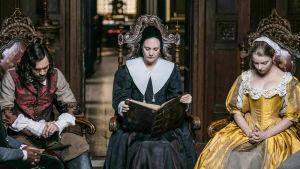 Uusi minisarja Nukkekaappi kertoo nuoresta naisesta 1680-luvun Amsterdamissa ja hänen merkillisestä avioliitostaan.