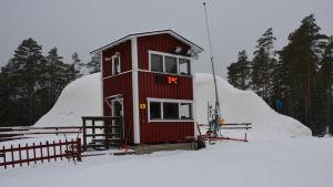 Finby skidstadion i Pargas