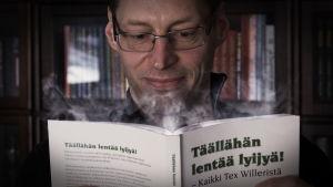 Janne Viitala on Suomen johtava Tex Willer -tietäjä.