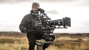 Monster -sarjan valokuvaaja Jørgen Johansson.