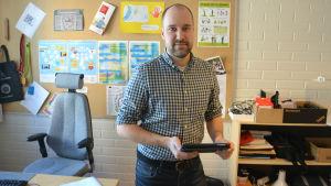 IT-pedagogen Andreas Sundstedt.