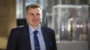 Jan von Gerich, pääanalyytikko, Nordea