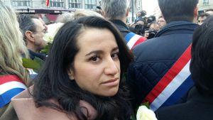 Som muslim vill jag visa mitt stöd i marschen mot antisemitism, säger kända muslimska politikern och författaren Lydia Guirous.