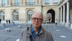 Tomas Lindbom, Frankrikespecialist.