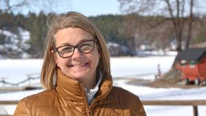 Susanne Sundholm.