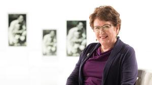 Itse asiassa kuultuna -ohjelman haastateltavana on Eeva Kuuskoski.