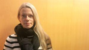 Helsingin Sanomats redaktionschef Erja Yläjärvi.