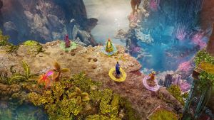 Frozenbytes spel Nine Parchments.
