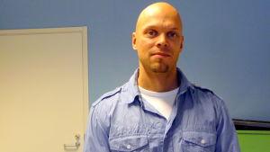 John Forslund, kriminalkommisarie