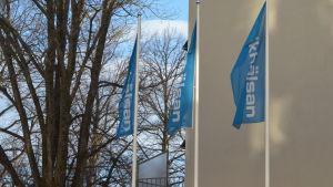 Folkhälsans huvudbyggnad i Helsingfors.
