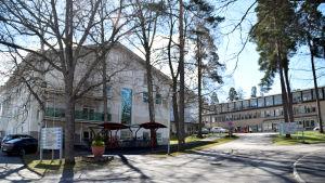Raseborgs sjukhus.