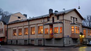 Lovisa stads huvudbibliotek