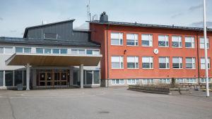bild på en skola