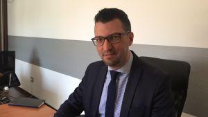 Srđan Majstorović är chef för tankesmedjan European Policy Centre i Belgrad