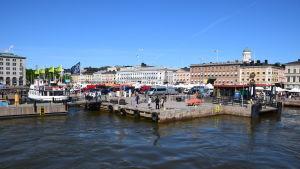Salutorget i Helsingfors