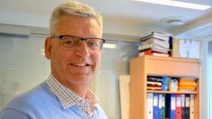 Göran Östberg på Vasek.
