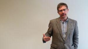 Professor Markus Jäntti.