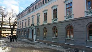 Stockholms universitet.