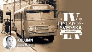 De tio finlandssvenska budorden kolumn 9