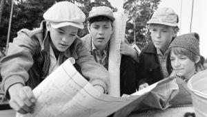 Pertsa, Kilu ja kaverit tutkivat karttaa