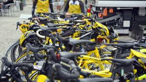 Team Rynkeby, god morgon, Vaasas cyklar.