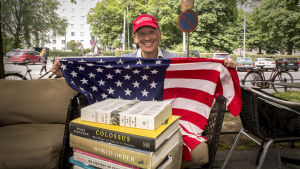 Markus Bunders, Helsinki Loves Trump