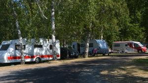 Top Camping i Vasa